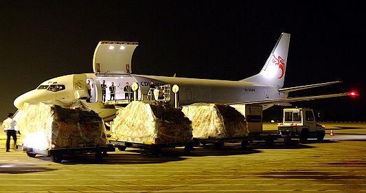 长龙货机737